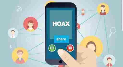 lazdau-Jangan Menjadi Pembuat dan Penyebar Hoax!