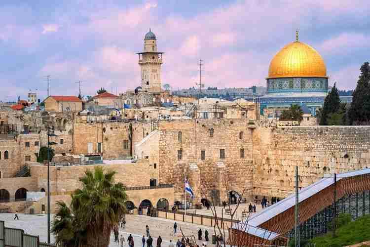 lazdau-Yerusalem di Bawah Kekuasaan Islam