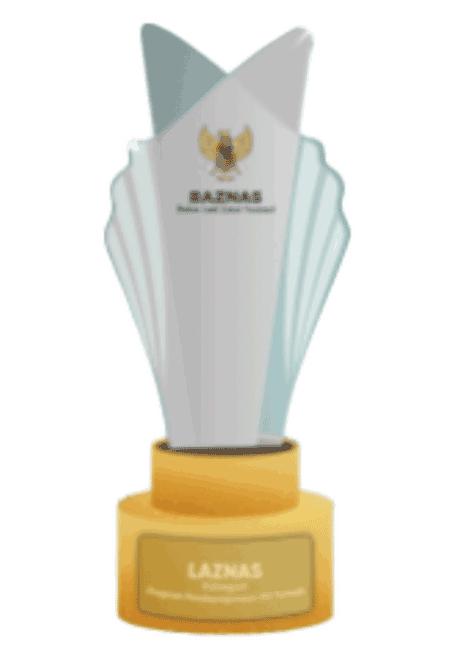$lembaga zakat surabaya sidoarjo Baznas Award 2019